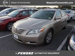 2009 camry toyota 2009 used toyota camry le at honda of turnersville serving south