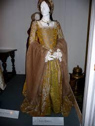 Queen Anne by Anne Boleyn Execution Gown Items Of Dress For Queen Anne Boleyn