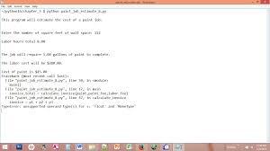 how to estimate a paint job thebridgesummit co
