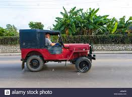vintage willys jeep willys jeep old american cars in action cuba is well known for
