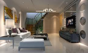 living room with stairs design also trends images in interior for