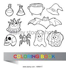 cartoon monster coloring book stock photos u0026 cartoon monster