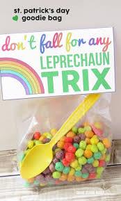 leprechaun trix a st patrick u0027s day printable