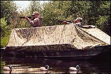 Mud Buddy Shaggy Blind Boat Blind Reviews Wildfowl