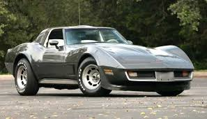 1981 chevy corvette 1981 chevrolet corvette c3 charcoal metallic silver