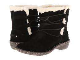 ugg s rianne boots black ugg rianne suede