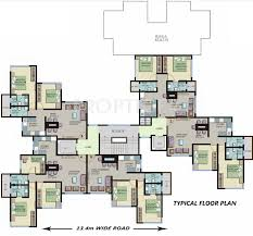 1305 sq ft 2 bhk 2t apartment for sale in jv construction sweena
