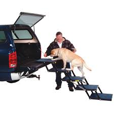 collapsible pet loader pet steps for vehicles discount ramps