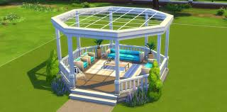 wedding arches in sims 4 how to build a gazebo in the sims 4 sims online