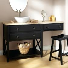 makeup vanity with sink bathroom sink and makeup vanity combo bathroom vanities home