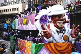 mardi gras float themes new orleans rises up from deluge and despair to become a model of