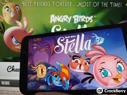 angry birds stella swoops blackberry 10 crackberry