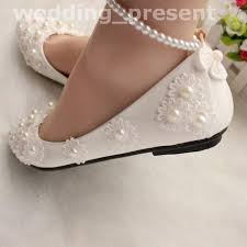 wedding shoes size 11 pearls and lace 2018 wedding shoes flats bridal shoes sweet