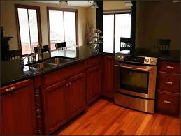Kitchen Cabinets Cherry Kitchen Cherry Cabinets With Quartz Countertops Kitchen Paint