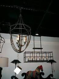 Rectangular Chandelier Bronze Rustic Bronze Rectangular Chandelier The Designer Insider