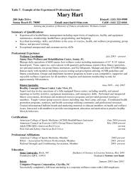 Resume Templates Builder Interesting Resume Examples Cover Letter Sample No Job Experience