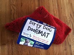 Mud Rugs For Dogs Product Review The Dirty Dog Doormat