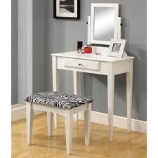 Narrow Vanity Table Bedroom Makeup Vanity Set With Stool Dressing Table Bathroom