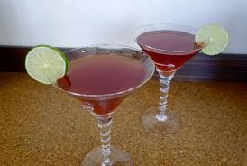 pomegranate martini basil pomegranate lime martini u2013 the usual bliss