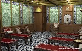 Turkish Bathroom Turkish Bath Cooling Room