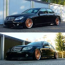 bagged mercedes c class images tagged with lowtaxi on instagram