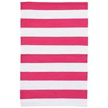 Pink And White Striped Rug Pink Area Rugs Cotton Wool U0026 Indoor Outdoor Dash U0026 Albert