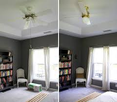 a ceiling fan upgrade can make the room complete u2014 tag u0026 tibby