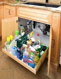 kitchen sink storage ideas magnificent kitchen sink organizer best sink storage