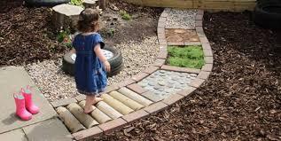 giardino bambini giardini e percorsi sensoriali per bambini come realizzarli