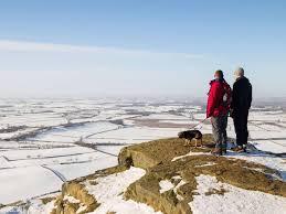 winter walking holidays from uk strolls to wildlife