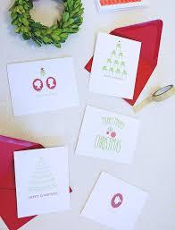 modern christmas cards modern christmas cards dodeline design