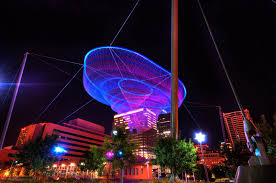 Zoo Lights Az by Downtown Phoenix First Friday For June Is Tonight Walk Art