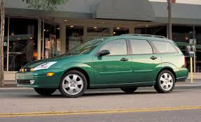 green ford station wagon 2002 ford focus wagon u2013 pictures information and specs auto
