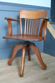 fauteuil de bureau en bois pivotant fauteuil de bureau alinéa