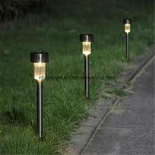 decorative outdoor solar lights instructive outdoor stake lights unique china solar led pathway