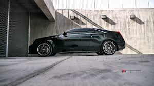 cadillac cts v coupe custom 2011 cadillac cts v coupe with 20 modulare m15 black brushed 2