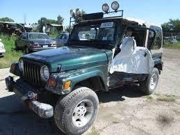 7 passenger jeep wrangler passenger dash airbag air bag 55314982 2000 jeep wrangler