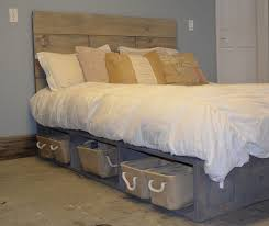 Diy Platform Bed With Storage by 41 Best Diy Platform Beds Images On Pinterest Bedrooms Home And