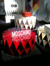 moschino u201charlequin collection u201d home décor has a new face