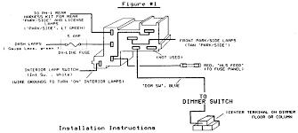 72 chevy light switch wiring rod forum hotrodders bulletin