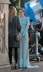 blair wedding dress remember blair s blue wedding dress from gossip elie saab