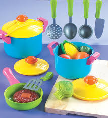 Toy Kitchen Set Food Symbolic Play Talking Points Speech And Language News You Can Use