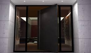 Front Door Modern Home Design Wonderful Front Door In Modern House Designoursign