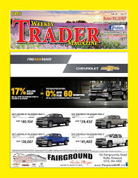 weekly trader june 15 2017 by weekly trader issuu