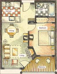 Best   Bedroom House Plans Ideas On Pinterest Guest Cottage - One bedroom townhome
