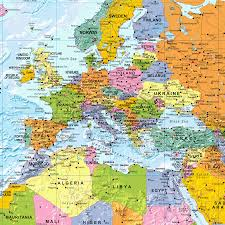 Map Of Europe Political by World Political Map Maps Of World Antarberita Press