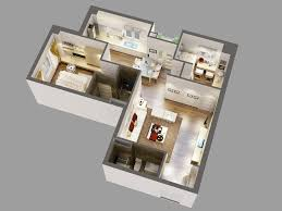 Home Design 3d Map 3d House Interior House Interior India Interior Designs India