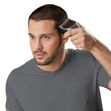pictures of military neckline hair cuts for older men amazon com remington hc4250 shortcut pro self haircut kit hair
