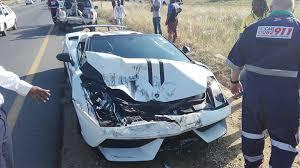 lamborghini reventon crash carscoops lamborghini