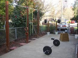 Diy Backyard Pull Up Bar by Triyae Com U003d Build Garage In Backyard Various Design Inspiration